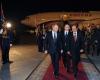 Władimir Putin w Egipcie