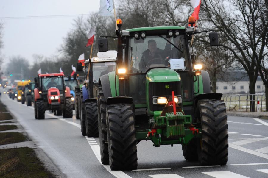 Rolnicze protesty