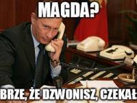 Ogórek dzwoni do Putina, a Kaczyński zarządza Dudami. MEMY DNIA