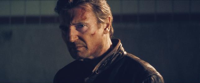 """Liam Neeson w filmie """"Nocny pościg"""""""