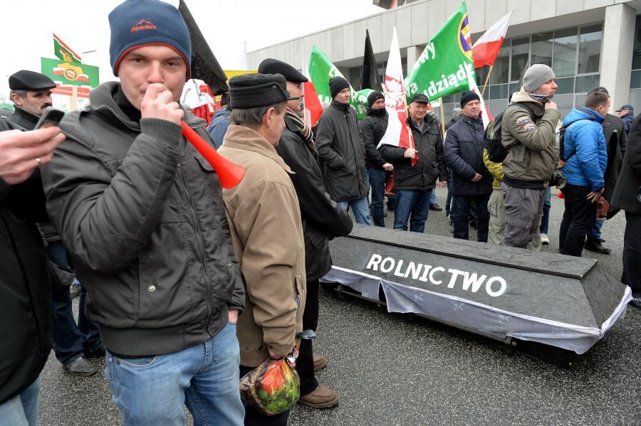 Rolniczy protest