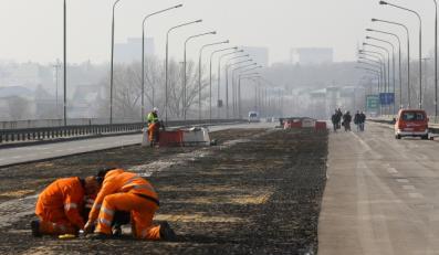 Ekspertyza na Moście Łazienkowskim