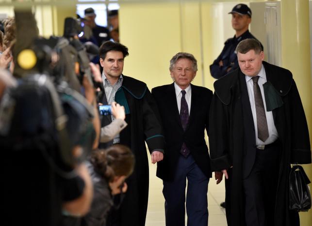Posiedzenie o ekstradycję Romana Polańskiego