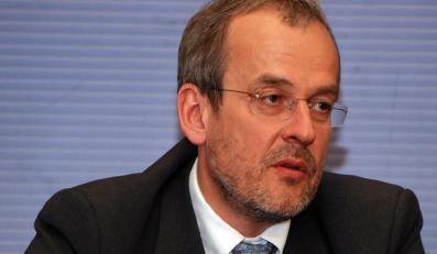 Roberts Zile (źródło: Aivis Freidenfelds, Valsts kanceleja - http://www.flickr.com/photos/valstskanceleja/4478004441/)