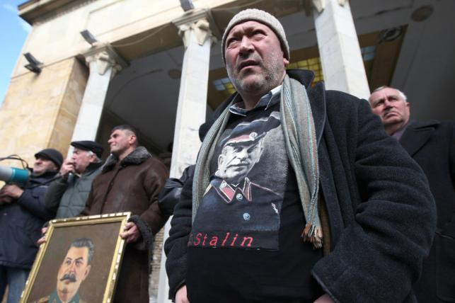62 lata od śmierci Józefa Stalina
