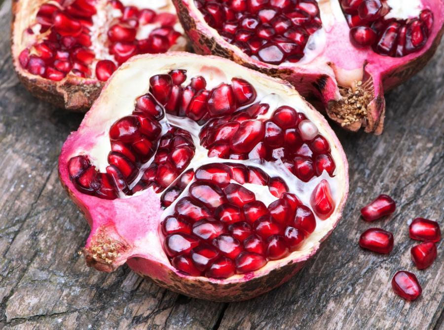 4. Granaty pomagają obniżyć wysokie ciśnienie krwi