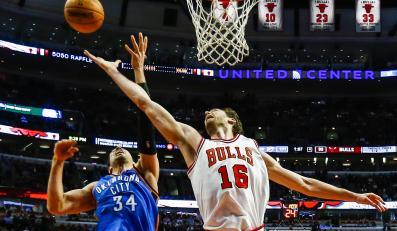 Bulls - Thunder