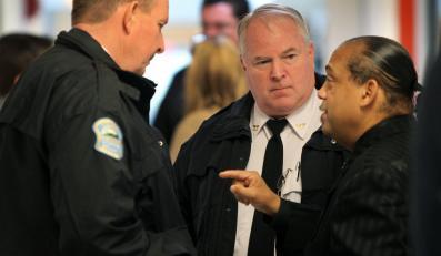 Policja w Ferguson
