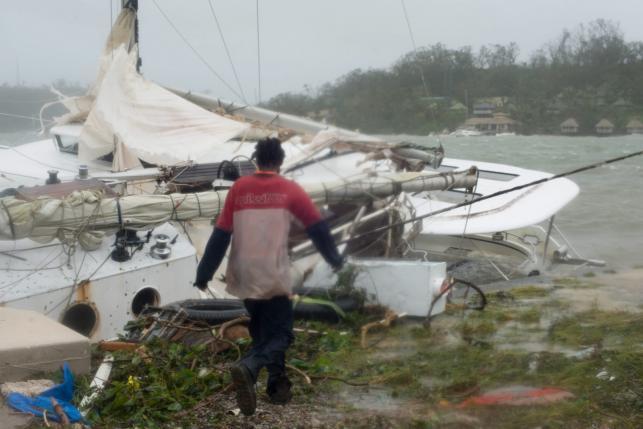 Cyklon uderzył w Vanuatu