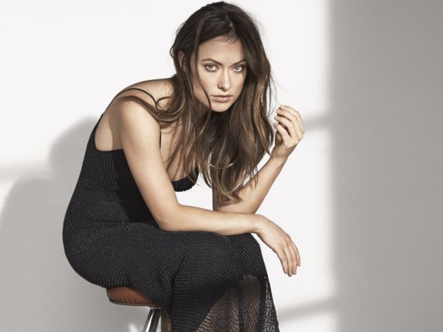 Olivia Wilde w kampanii kolekcji Conscious Exclusive at H&M