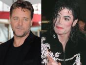 Michael Jackson żartował z Russella Crowe: Robił mi kawały, jakie robią 10-latkowie
