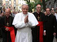 Karol – papież, który został bohaterem kina. Filmowe portrety Jana Pawła II