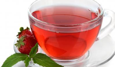 Herbata poziomkowa