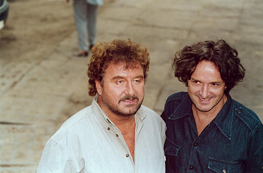 Krzysztof Krawczyk, Goran Bregović