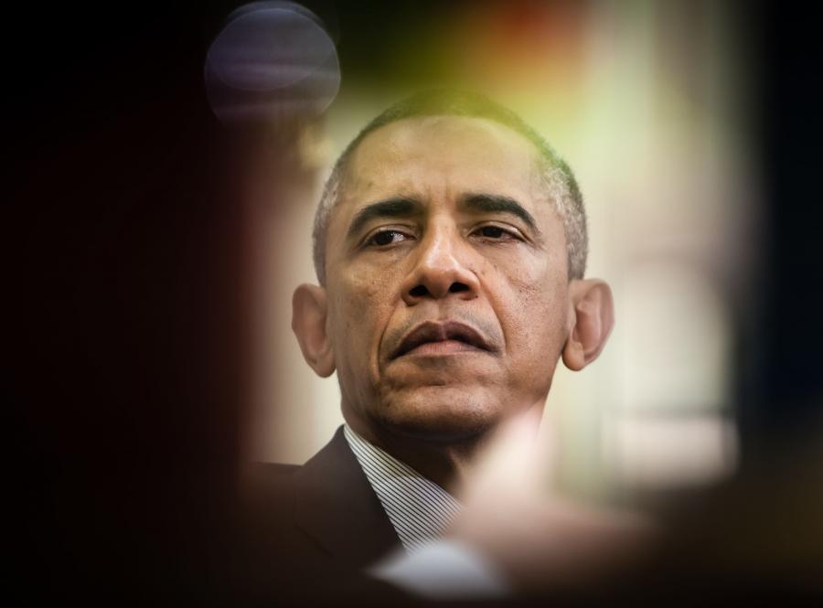 Barack Obama. Janusz Palikot chce poskarżyć się amerykańskiemu prezydentowi