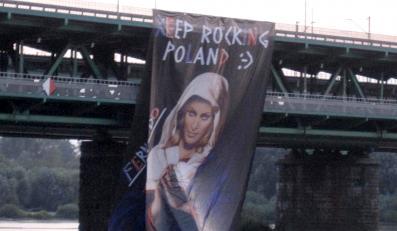 Spektakularny kontratak fanów Madonny