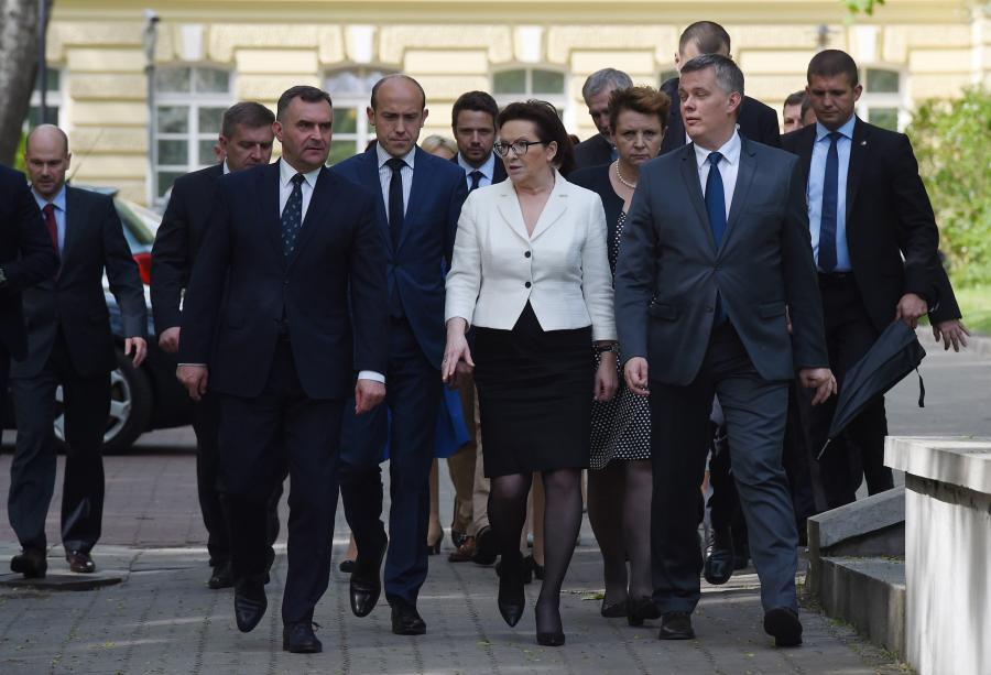 Ewa Kopacz na czele rządu