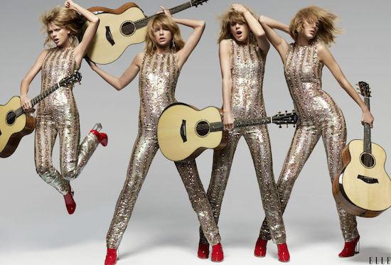 Taylor Swift to najseksowniejsza kobieta świata [ZDJĘCIA]