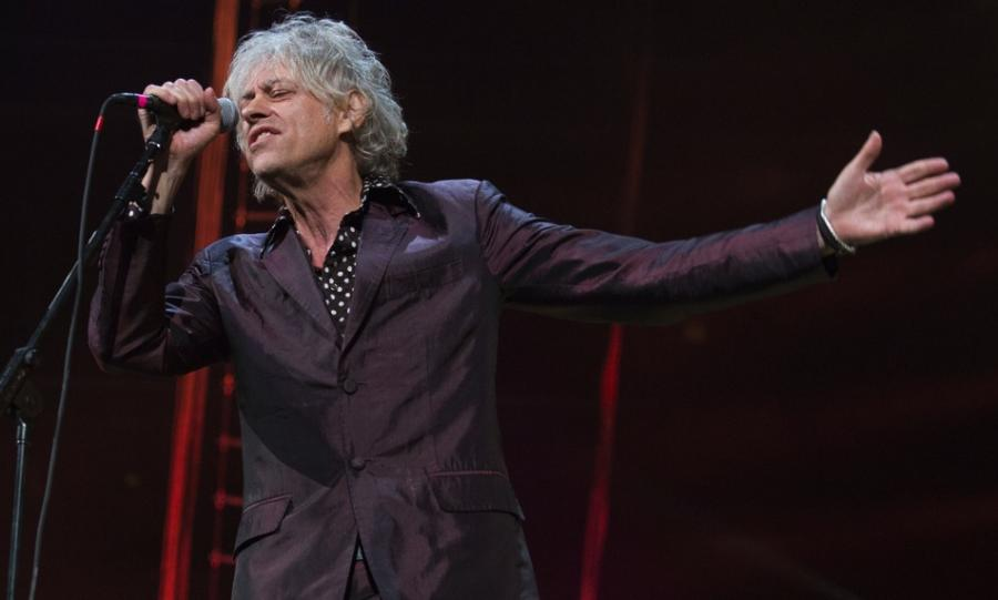 Bob Geldof da koncert w Lublin Arena