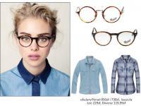 """Dodatek, który """"robi"""" STYLIZACJĘ. Przegląd modnych okularów (nie tylko) przeciwsłonecznych"""