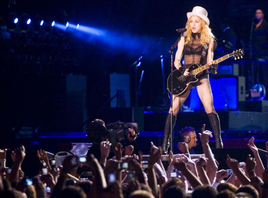 Madonna w Polsce - zobacz to jeszcze raz