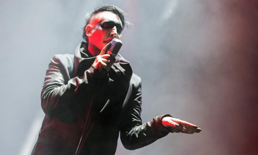 Marilyn Manson: Byliśmy kiedyś z Jonathanem blisko