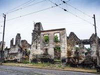 Tak wygląda miasto duchów... Oradour-sur-Glane, którego mieszkańców wymordowali Niemcy