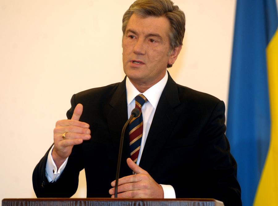 Juszczenko: Kryzys nie może zamknąć nam drzwi do NATO