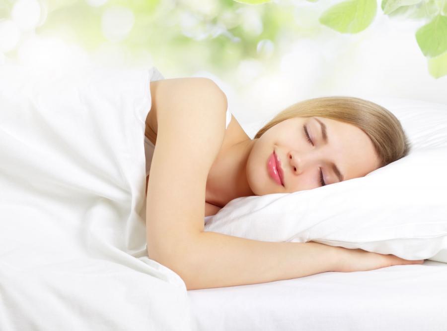 Jak spokojnie zasnąć?