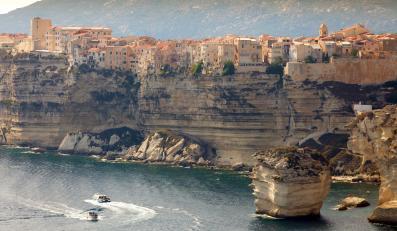 Bonifacio, Korsyka, Francja