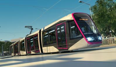 Tramwaj Citadis X05. Takie pojazdy Alstom może zaproponować polskim miastom