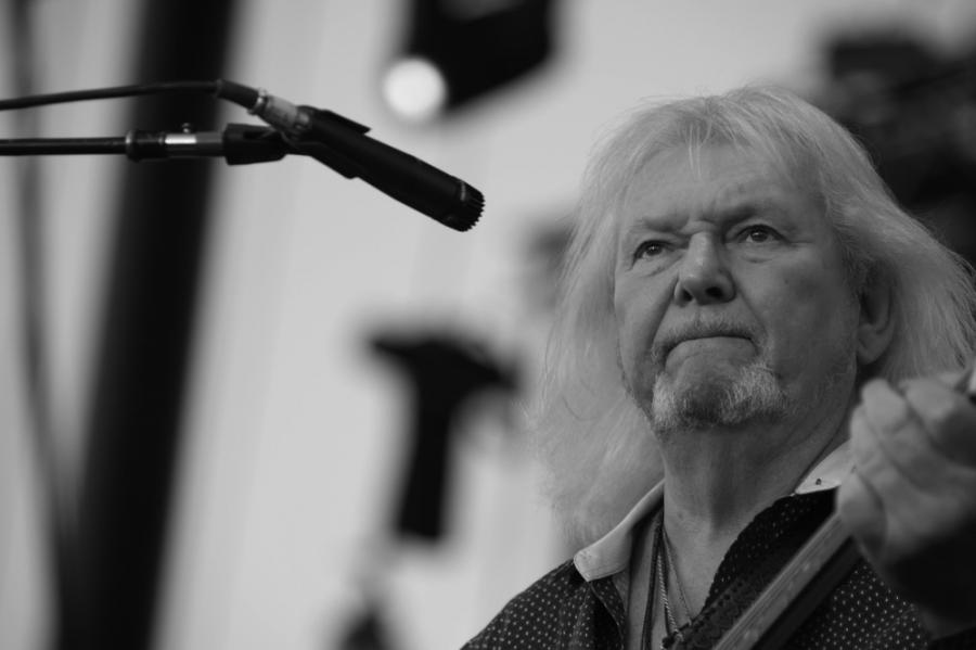 Chris Squire (1984 – 2015)