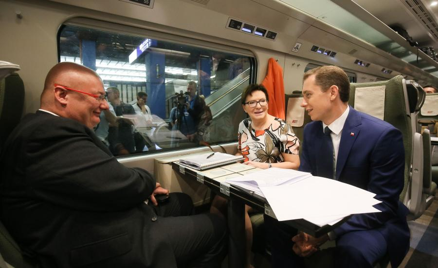 Ewa Kopacz jedzie na Śląsk