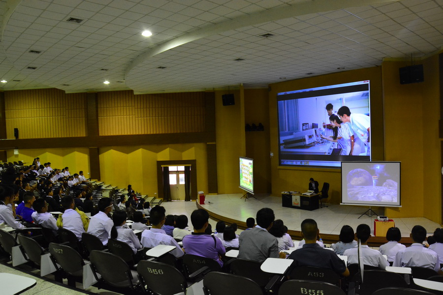 Turniej Młodych Fizyków w Tajlandii