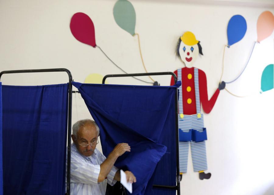 Grecy głosują