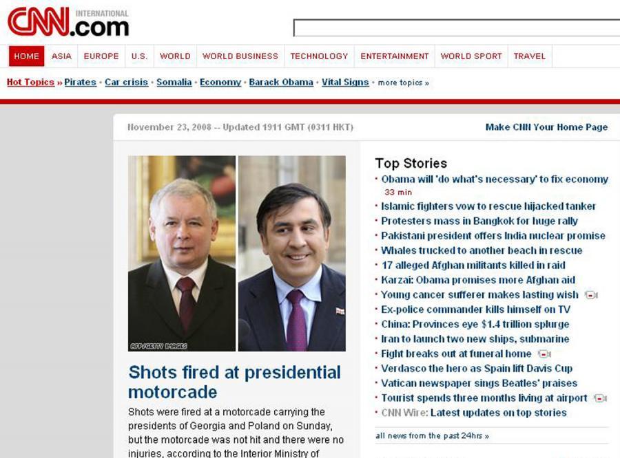 Jarosław Kaczyński, prezes PiS, pod ostrzałem CNN
