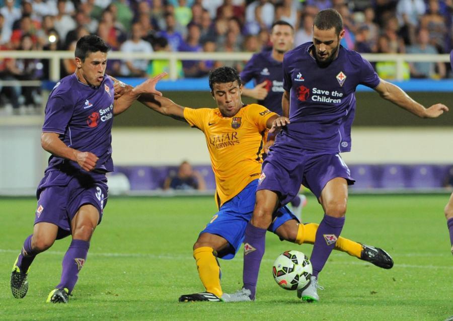 Fiorentina - Barcelona