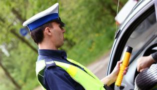 Policja kontroluje trzeźwość