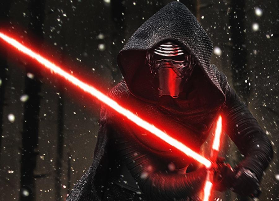 """2. """"Gwiezdne wojny: Przebudzenie mocy"""""""