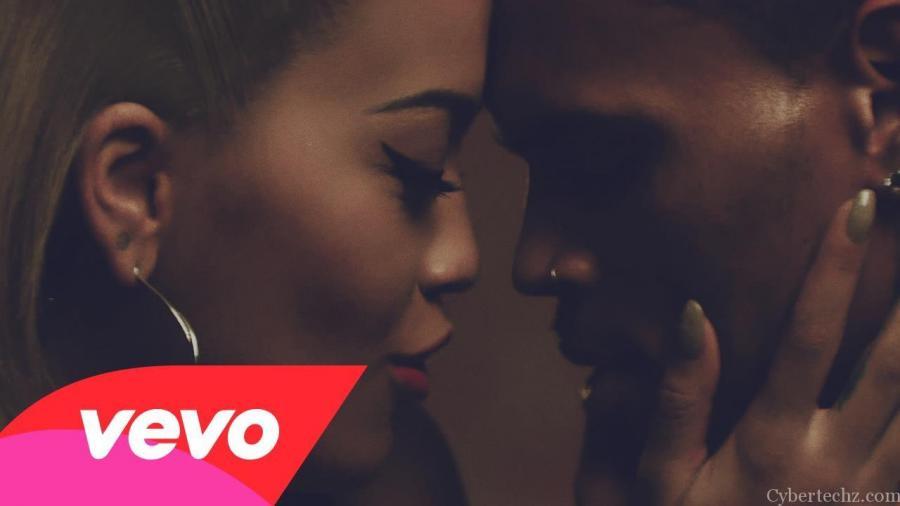 Rita Ora i Chris Brown w klipie do \