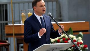 Prezydent Andrzej Duda w Szczecinie