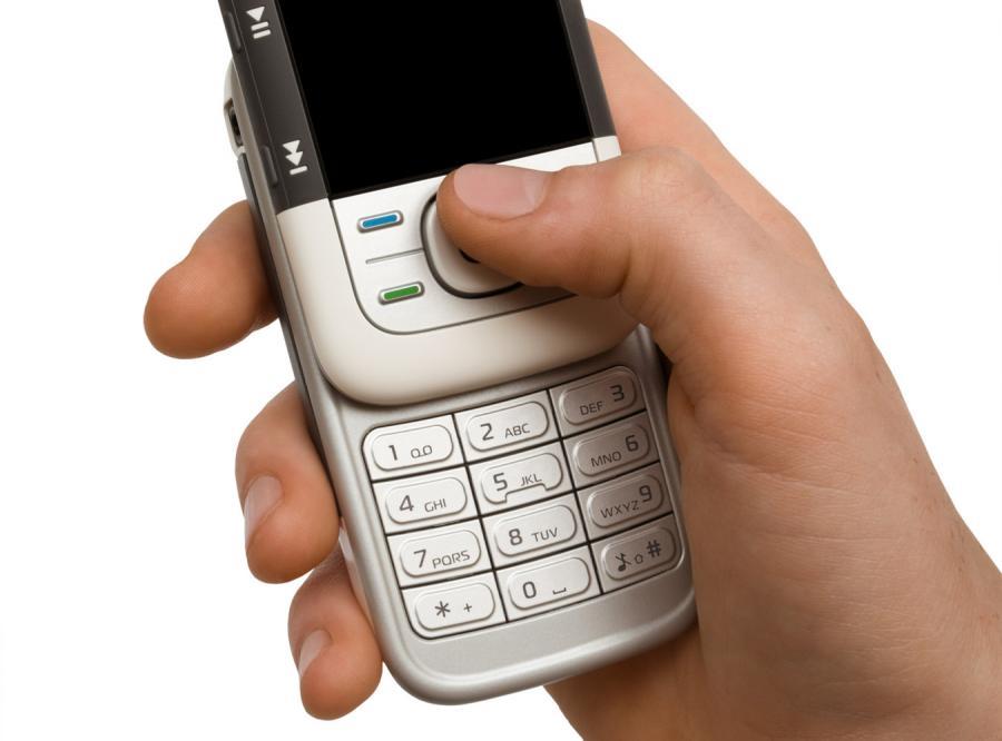 Mistrzowie rzucania telefonem