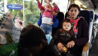 Pociągi z uchodźcami