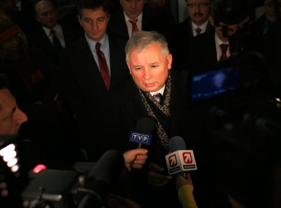 Prezes PiS: Raport ABW jest polityczny