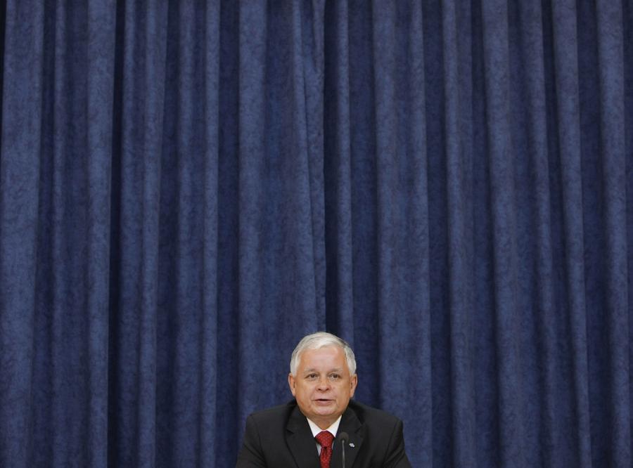 Lech Kaczyński zostanie osłabiony?
