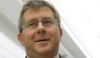 """Czarnecki: """"Czy Erika Steinbach to margines?"""""""