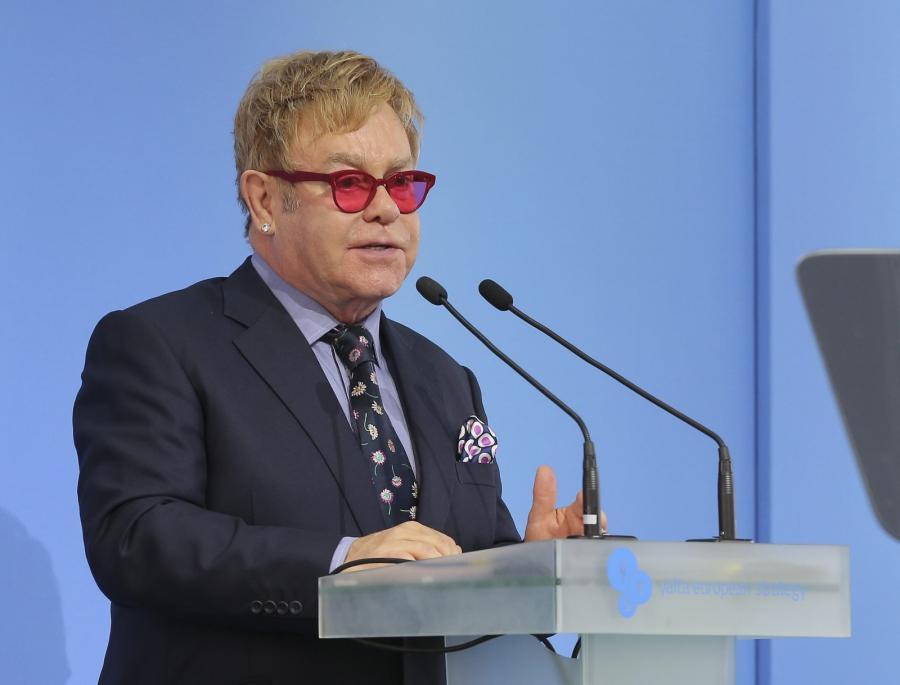 Elton John o Putinie: Pewnie śmiałby się za moimi plecami