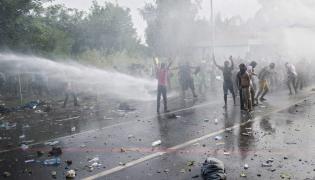 Starcia na granicy węgiersko-serbskiej