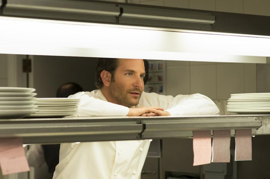 Bradley Cooper jest ugotowany