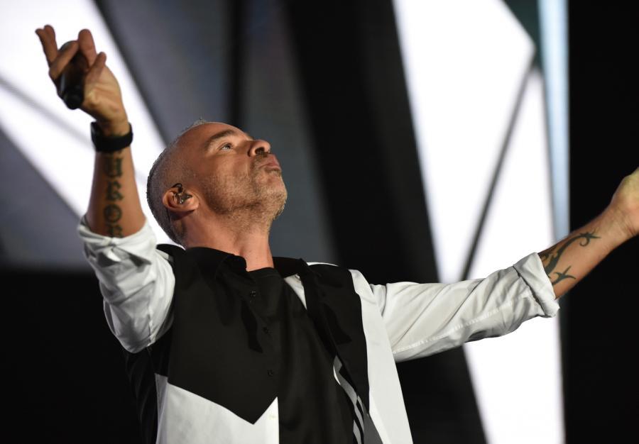 Eros Ramazzotti zaśpiewał w Krakowie